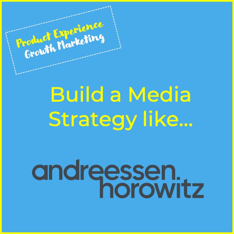 Andreessen Horowitz Media and PR